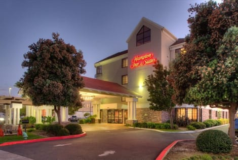 Hotel Hampton Inn & Suites San Francisco-burlingame-airport South