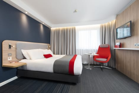 Hotel Holiday Inn Express EDINBURGH - LEITH WATERFRONT