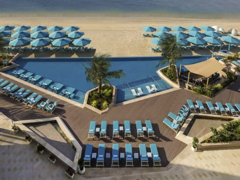 Hotel The Retreat Palm Dubai - Mgallery By Sofitel