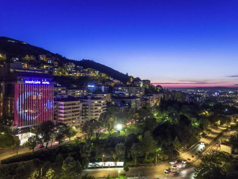 Mercure Bursa Thermal & Spa Hotel