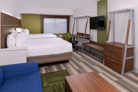 Hotel Holiday Inn Express & Suites Raleigh NE - Medical Ctr Area
