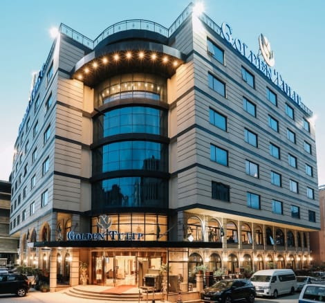 Marriott Executive Apartments Addis Ababa Hotel Addis Ababa From