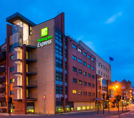 Hotel Holiday Inn Express GLASGOW - CITY CTR RIVERSIDE