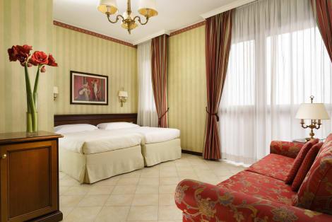 Hotel Unaway Hotel & Residence Contessa Jolanda Milano