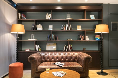 Hotel Quality Hotel & Suites Bercy Bibliothèque By Happyculture