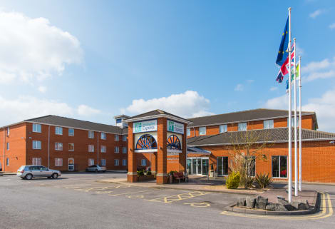 Holiday Inn Express SOUTHAMPTON - WEST Hotel