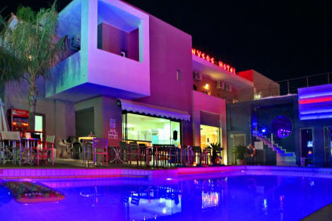 Dionyssos Hotel- Adults only Hotel