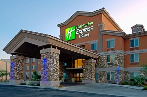 Hotel Holiday Inn Express Hotel & Suites Tucson