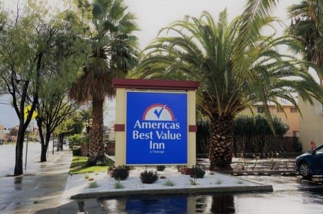 Hotel Americas Best Value Inn Milpitas Silicon Valley