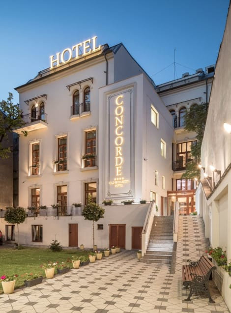 Hotel CONCORDE BUCHAREST BOUTIQUE HOTEL