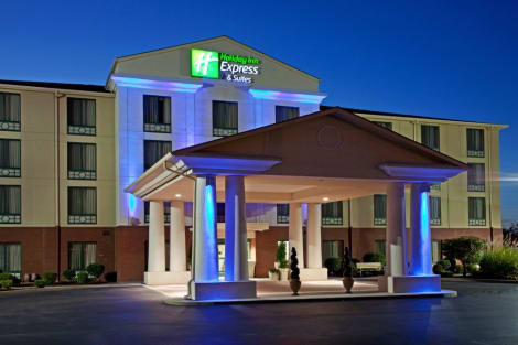 Holiday Inn Express Hotel & Suites Murray Hotel