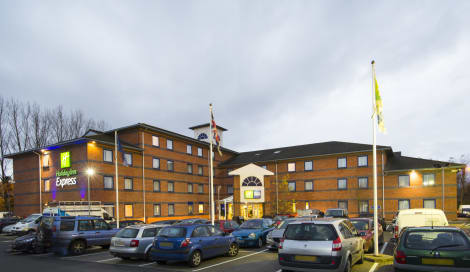 Holiday Inn Express DROITWICH SPA Hotel