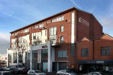 Cordia Serviced Apartments Hotel