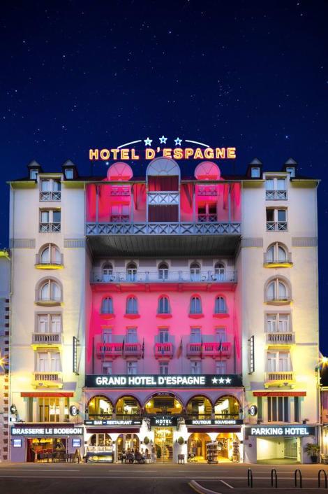 HotelD ESPAGNE LOURDES