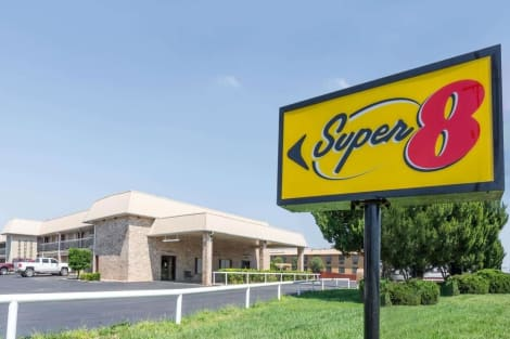 Hotel Super 8 By Wyndham Clovis
