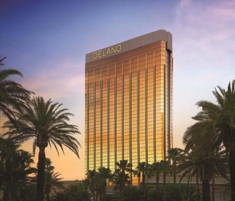 Hotel Delano Las Vegas At Mandalay Bay