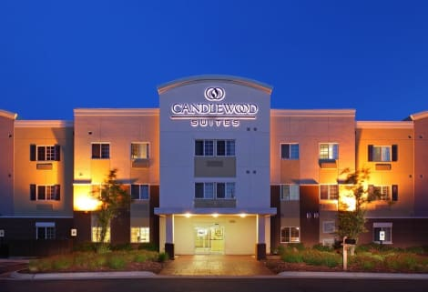 Candlewood Suites Hot Springs Hotel