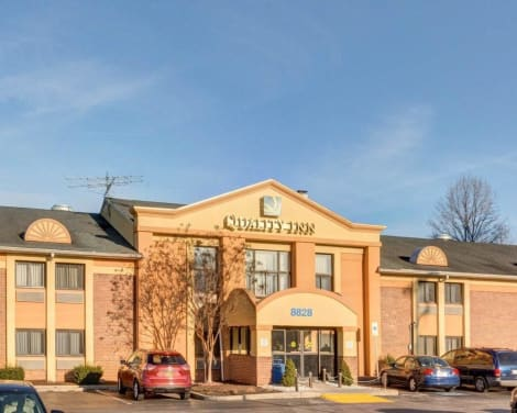 Quality Inn Near Ft. Meade Hotel