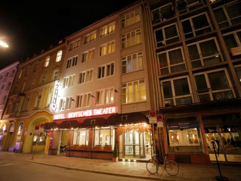 Hotel Deutsches Theater