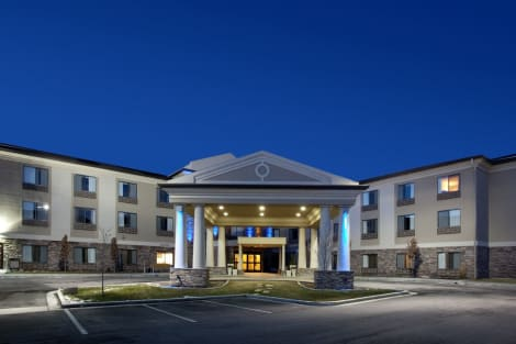 Hotel Holiday Inn Express Hotel & Stes Salt Lake City-Airport East