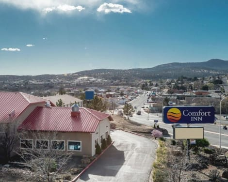 Comfort Inn Near Gila National Forest Hotel