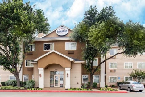 Hotel Suburban Extended Stay Hotel Lewisville