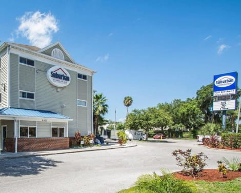 Suburban Extended Stay Hotel Airport Hotel