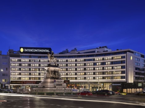 InterContinental Hotels SOFIA Hotel