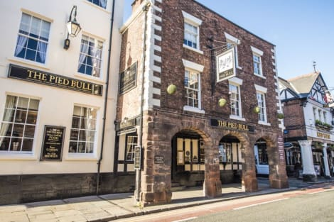 The Pied Bull Hotel