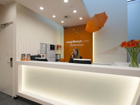 Hotel easyHotel Rotterdam City Centre