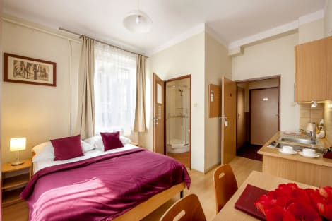 Hotel Aparthotel Maly Krakow