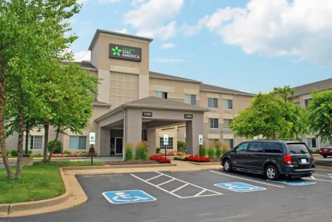 Hotel Extended Stay America - St. Louis - Airport - Central