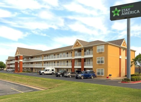 Extended Stay America Tulsa - Central Hotel