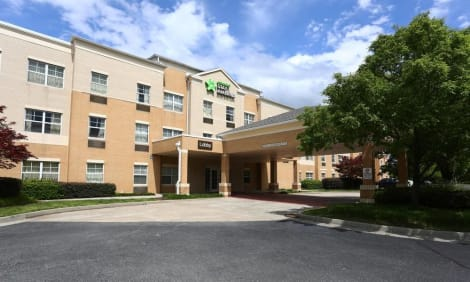Hotel Extended Stay America - Richmond - W Broad St-glenside-north