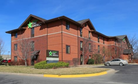 Hotel Extended Stay America - Wichita - East