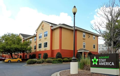 Extended Stay America Charleston - Mt. Pleasant Hotel