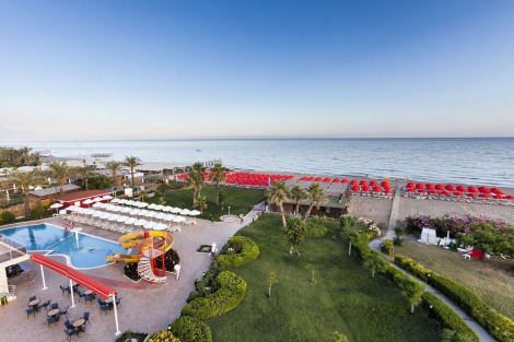 Throne Seagate Resort Hotel – All Inclusive Hotel