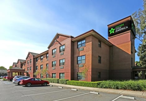 Extended Stay America - Stockton - March Lane Hotel