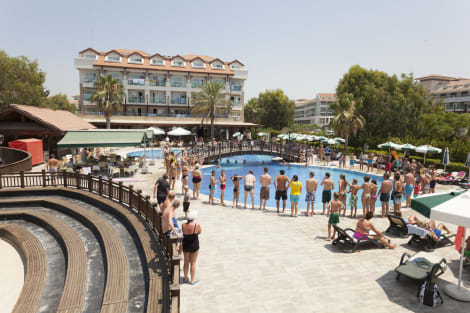 Seher Resort & Spa - All Inclusive Hotel