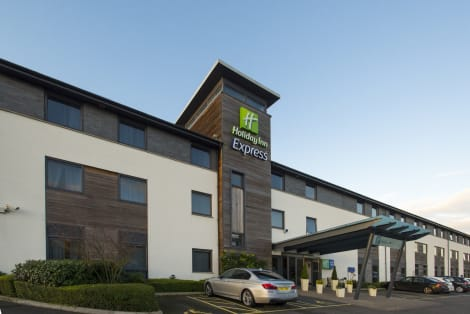 Holiday Inn Express CAMBRIDGE Hotel