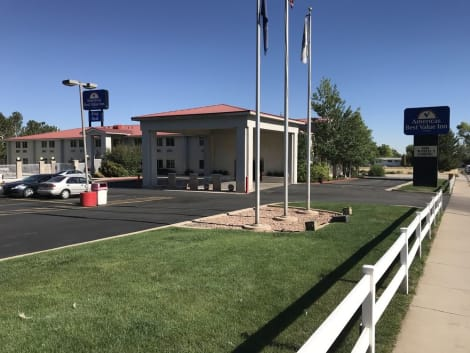 Americas Best Value Inn Cedar City Hotel