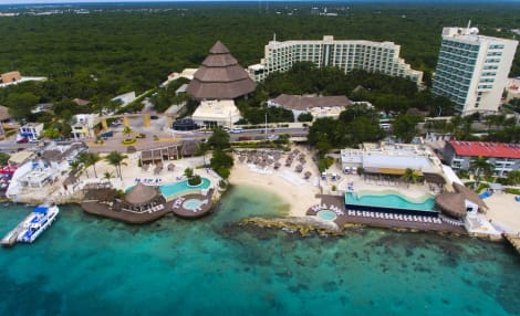 Hotel Grand Park Royal Luxury Resort Cozumel - All Inclusive