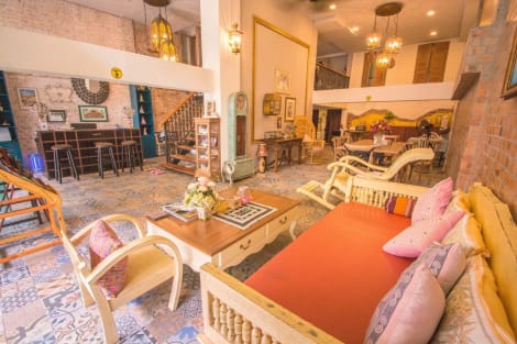 HotelSi Phum Heritage Boutique Bed & Breakfast