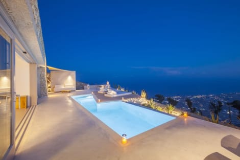 Hotel Santorini Heights