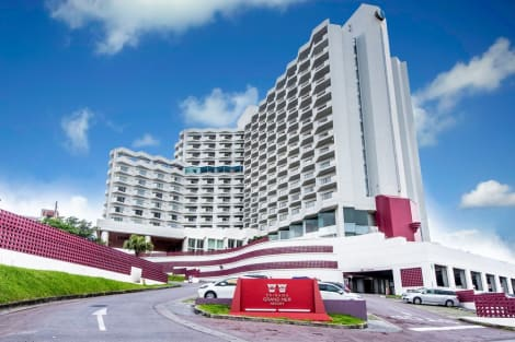 Hotel Okinawa Grand Mer Resort