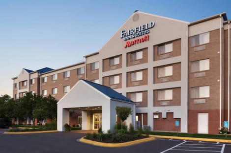 Hotel Fairfield Inn & Suites by Marriott Minneapolis Bloomington/Mall of Ame