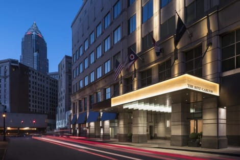 Hotel The Ritz-Carlton, Cleveland