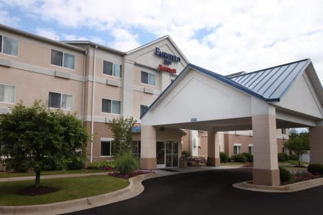 Fairfield Inn by Marriott Scranton Hotel