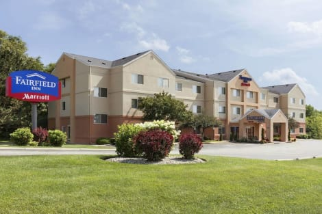 Fairfield Inn Racine Hotel