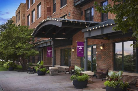 Hotel Residence Inn Minneapolis Downtown At The Depot By Marriott